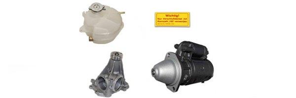 Ersatzteile für Ihren Mercedes Benz W124 kaufen