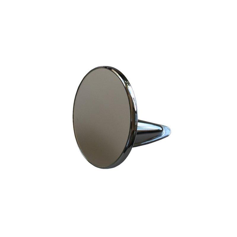 chrom au enspiegel ohne rand f r porsche 356c 911 912 901 1965 1. Black Bedroom Furniture Sets. Home Design Ideas