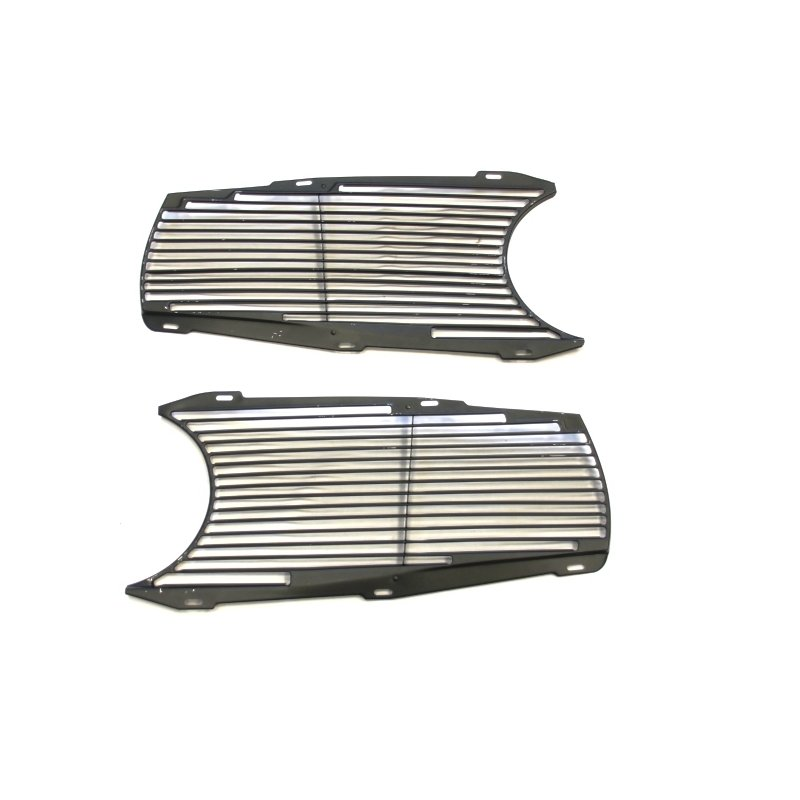 aluminium grille screen set for mercedes w113 249 90. Black Bedroom Furniture Sets. Home Design Ideas