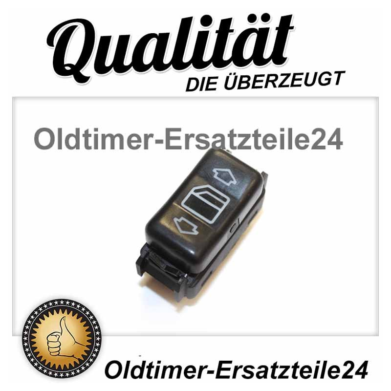 Linker Schalter für elektrische Fensterheber Mercedes W124 /W201 /W1 ...