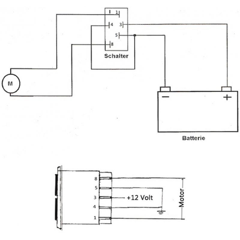 Schalter für elektrische Fensterheber für BMW E30, 12,50