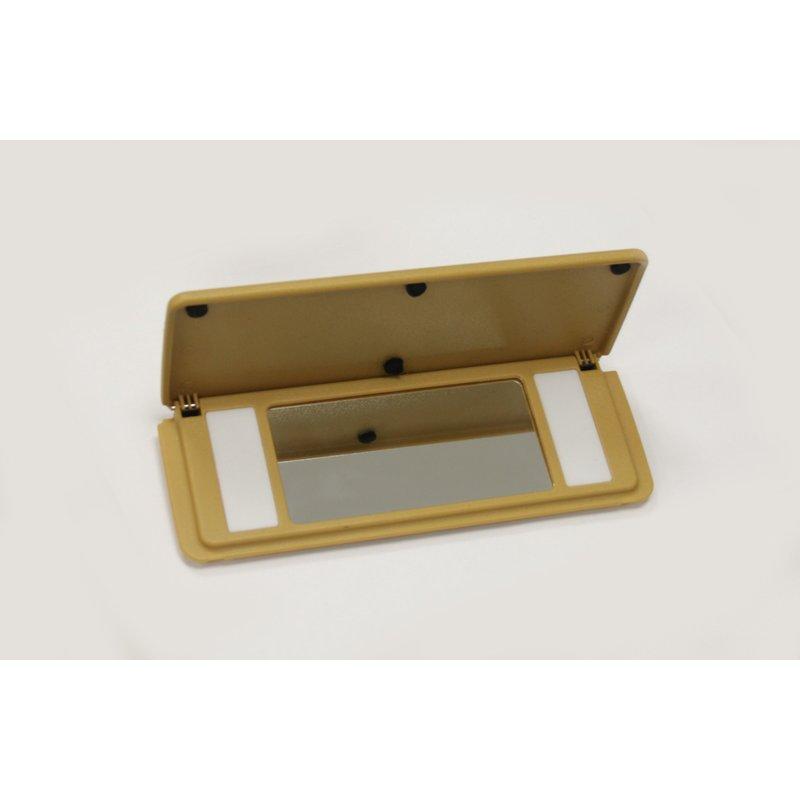 Mirror Color Dattel For R129 Sun Visor 99 50
