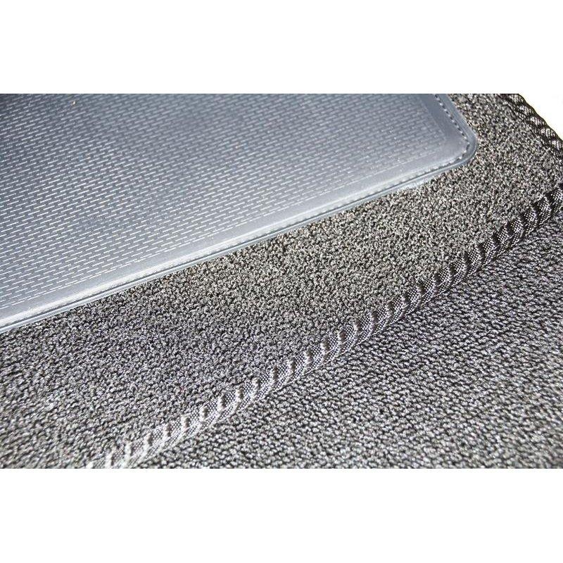 schwarzer teppichsatz teppich schlingenware f r opel gt. Black Bedroom Furniture Sets. Home Design Ideas