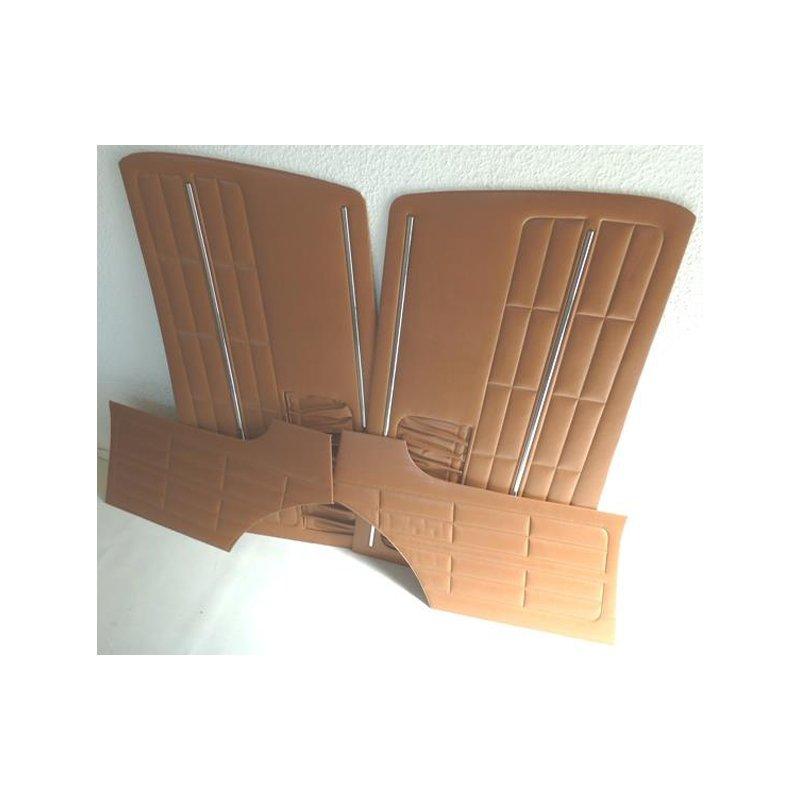 t rverkleidung set tobacco f r vw karmann ghia ab 1963. Black Bedroom Furniture Sets. Home Design Ideas