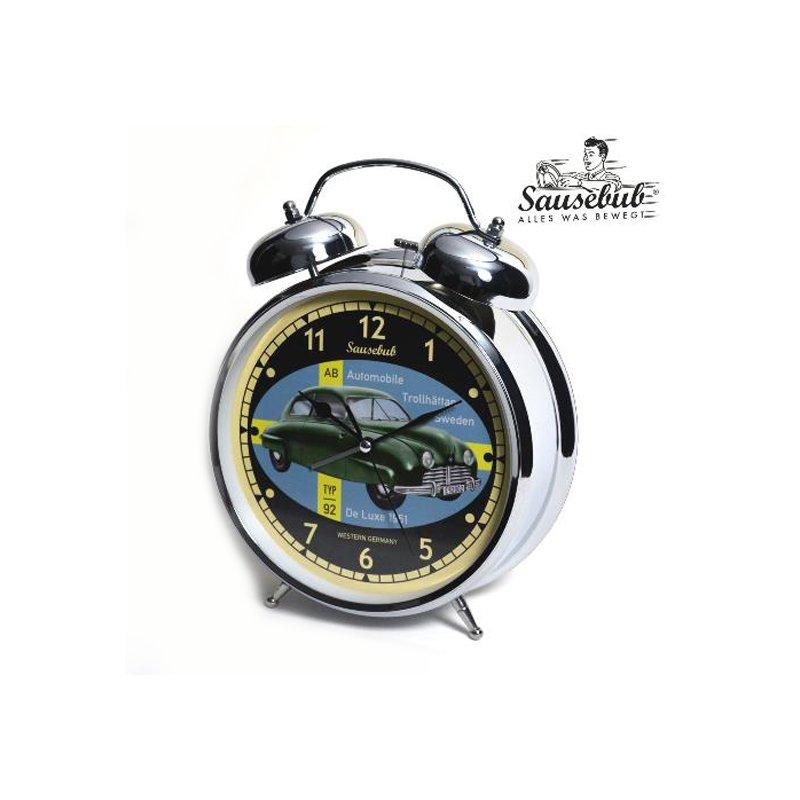 Saab 92: XXL Sausebub Alarm Clock