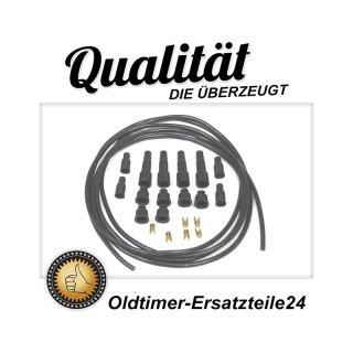 Universal Oldtimer Zündkabel-Satz für 4 Zylinder Oldtimer außer BMW ...