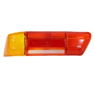 Left glass red-orange for early Mercedes W111 / W113 taillights