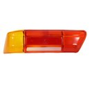 Left glass red-orange for early Mercedes W111 / W113...