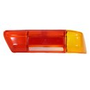 Right glass red-orange for early Mercedes W111 / W113...