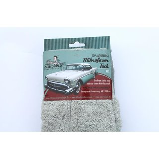 Sausebub XXL microfibre car dry cloth