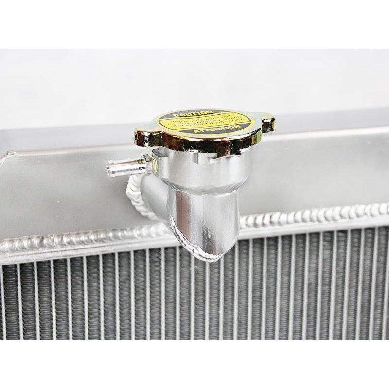 2 Reihe Aluminum Wasserkühler Für MG Midget 1,5 1500 1974-1979 1975 1976 1978