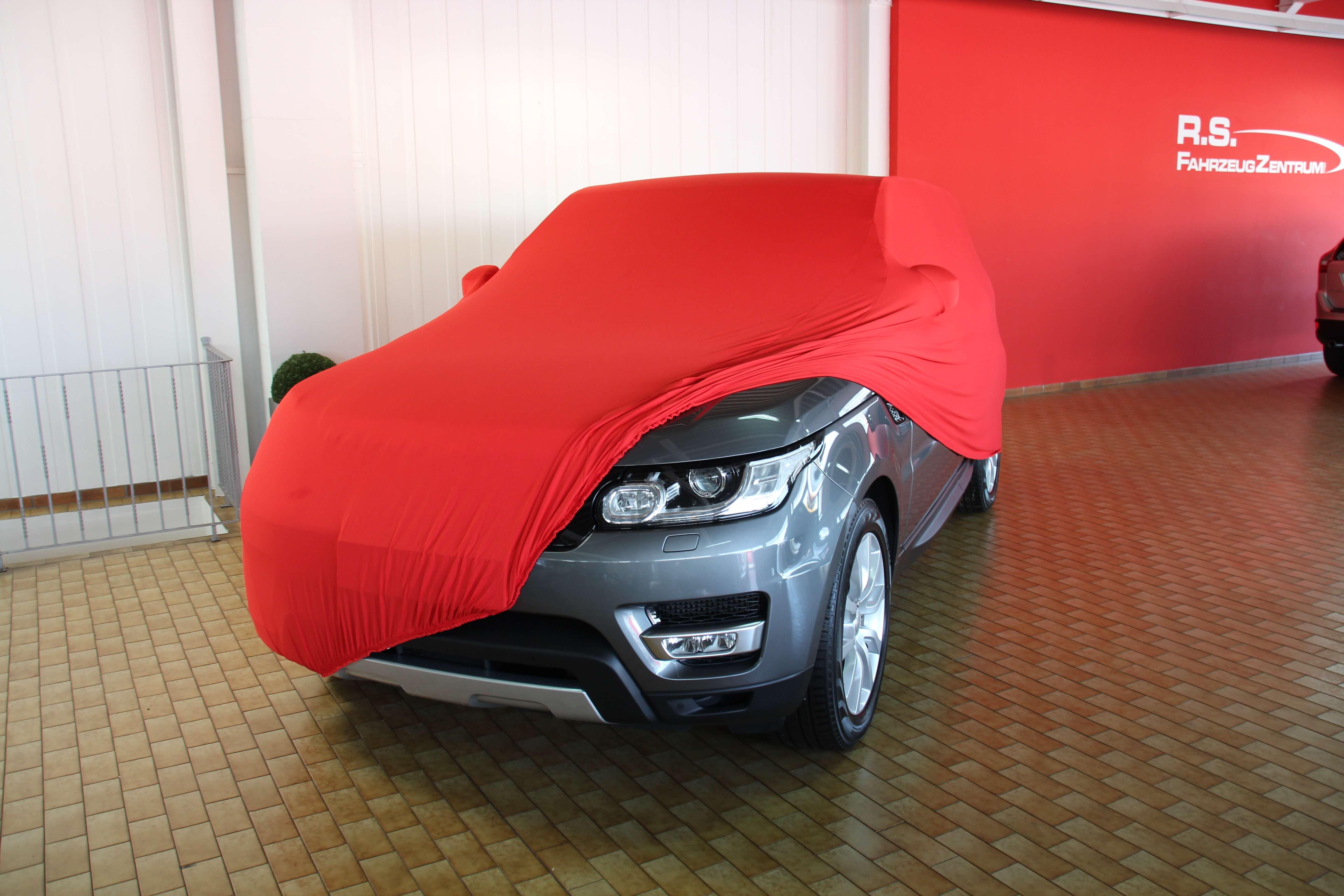 Dieses wunderschöne, zeitlose Car Cover ist besonders robust und schützt ihren Wagen zuverlässig!